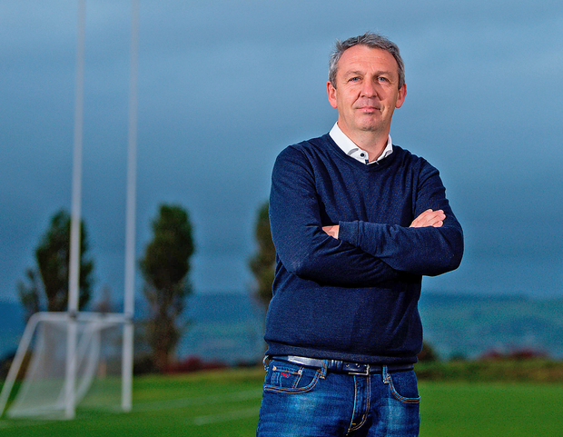 Changing of the guard: Peter Keane takes over the reins in Kerry. Photo: Sportsfile