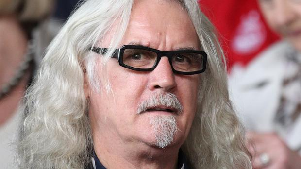 Sir Billy Connolly says sorry for 'depressing' fans