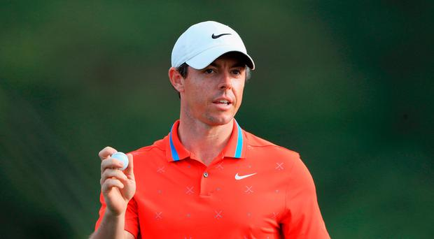 Rory McIlroy in contention in Hawaii heading into weekend after another solid round