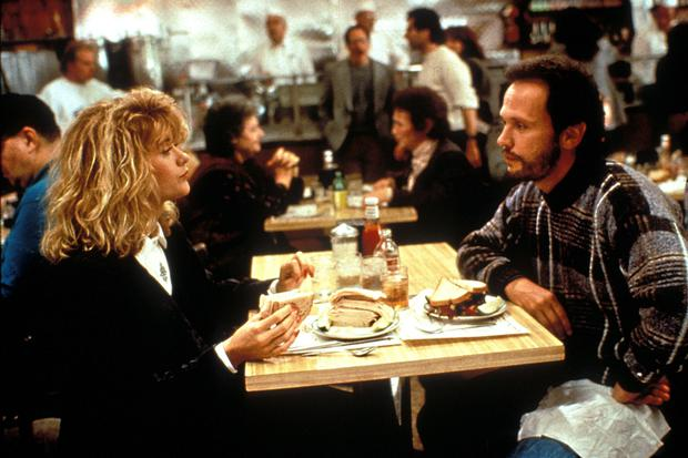 When Harry Met Sally... (1989) Directed by Rob Reiner Shown from left: Meg Ryan, Billy Crystal