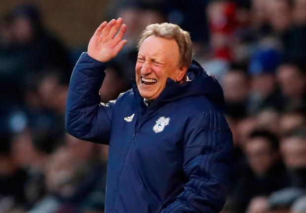 A Disgrace And A Lack Of Class Cardiff Boss Neil Warnock Fuming