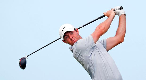 Rory McIlroy poised for final day charge after moving into second place with strong showing in Hawaii