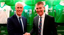 Nineteen for 2019: This year will be telling for Republic of Ireland manager Mick McCarthy and his U-21 counterpart Stephen Kenny