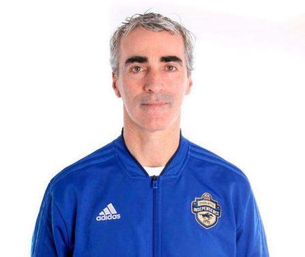Former Donegal boss Jim McGuinness takes over Charlotte Independence