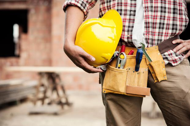 The number of builders going insolvent increased by almost 50pc last year, in the midst of a housing crisis where building services are sorely needed. (Stock image)