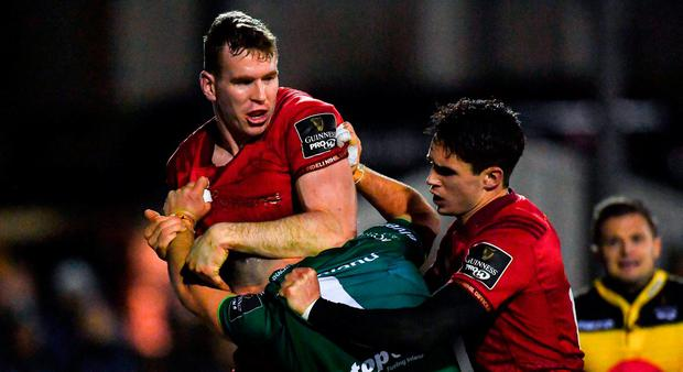 Munster ring changes for key Gloucester clash