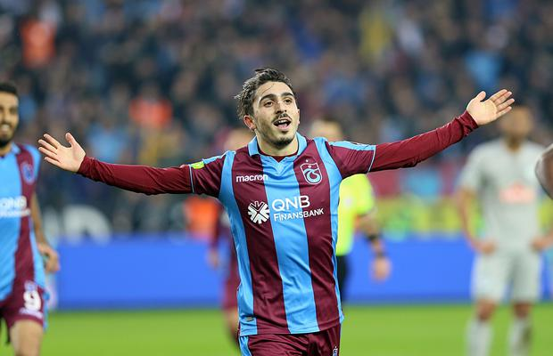 Trabzonspor youngster Abdulkadir Omur open to Liverpool move