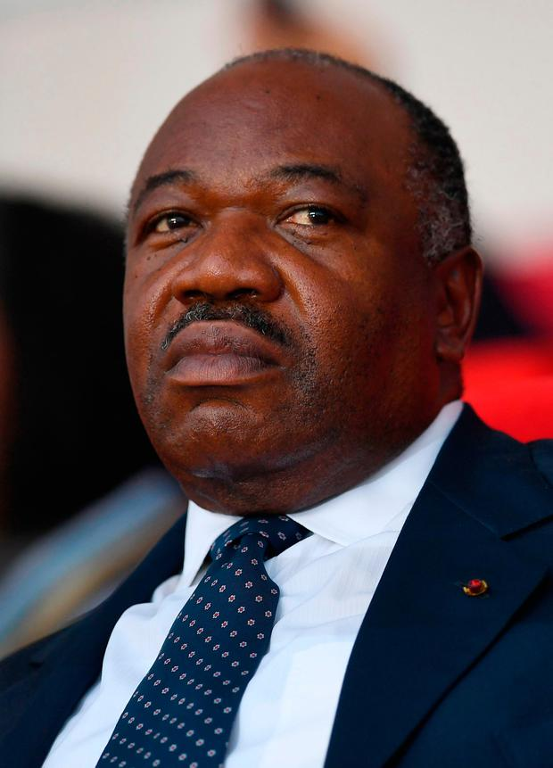 President Ali Bongo: Came to power following death of his father. Photo: AFP/Getty