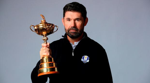 Four big issues facing new European Ryder Cup captain Padraig Harrington as he prepares for Whistling Straits in 2020