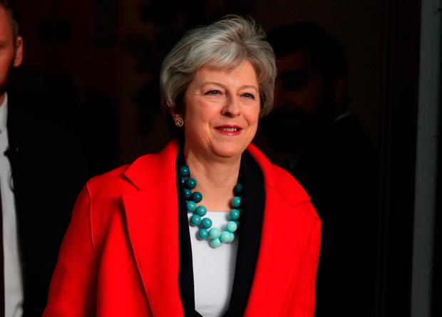 File photo dated Prime Minister Theresa May, as almost three quarters of MPs believe Ms May has done a poor job of negotiating Britain's exit from the European Union, according to a new poll. Photo: Yui Mok/PA Wire