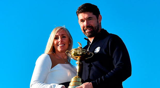 Perfectionist Harrington will leave no stone unturned in his Ryder Cup shot