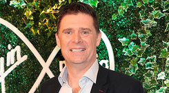 Niall Quinn. Photo: Brian McEvoy