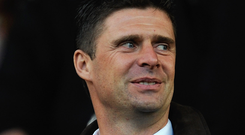 Niall Quinn. Photo: Getty Images
