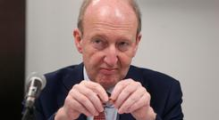 Transport Minister Shane Ross. Photo: Damien Eagers
