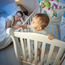Since time immemorial, Professor Peter Fleming says babies have never slept through the night. Stock photo