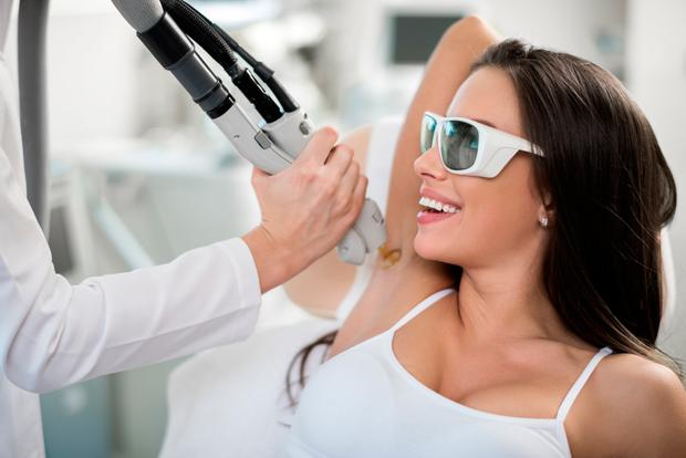 Is laser hair removal worth the hype? This editor put it to