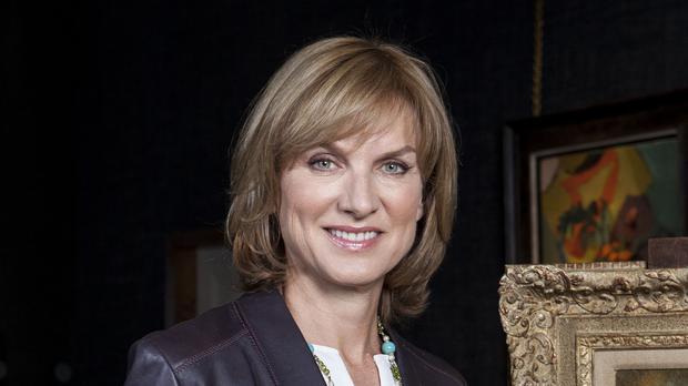 Fiona Bruce was announced as David Dimbleby's replacement in December when he stepped down (Emilie Sandy/BBC/PA)