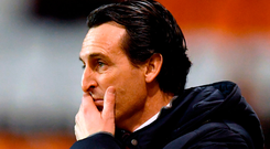 Emery: Only loan deals. Photo: Anthony Devlin/PA Wire