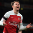 Aaron Ramsey looks set to end his 10-year stay with Arsenal by moving to Juventus this summer. Photo: Visionhaus/Getty Images