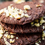Hazelnut brownie cookies by Indy Power