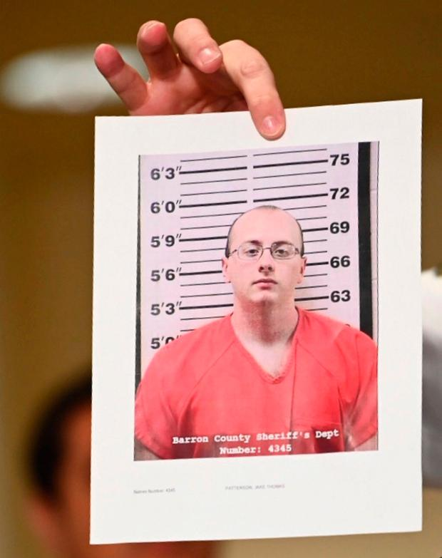 Jake Thomas Patterson who allegedly kidnapped Jayme Closs a 13-year-old northwestern Wisconsin girl who went missing in October after her parents were killed was found alive in the rural town of Gordon Wis
