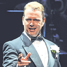 Craig McLachlan has had lots of roles in musicals on stage. Photo: AP