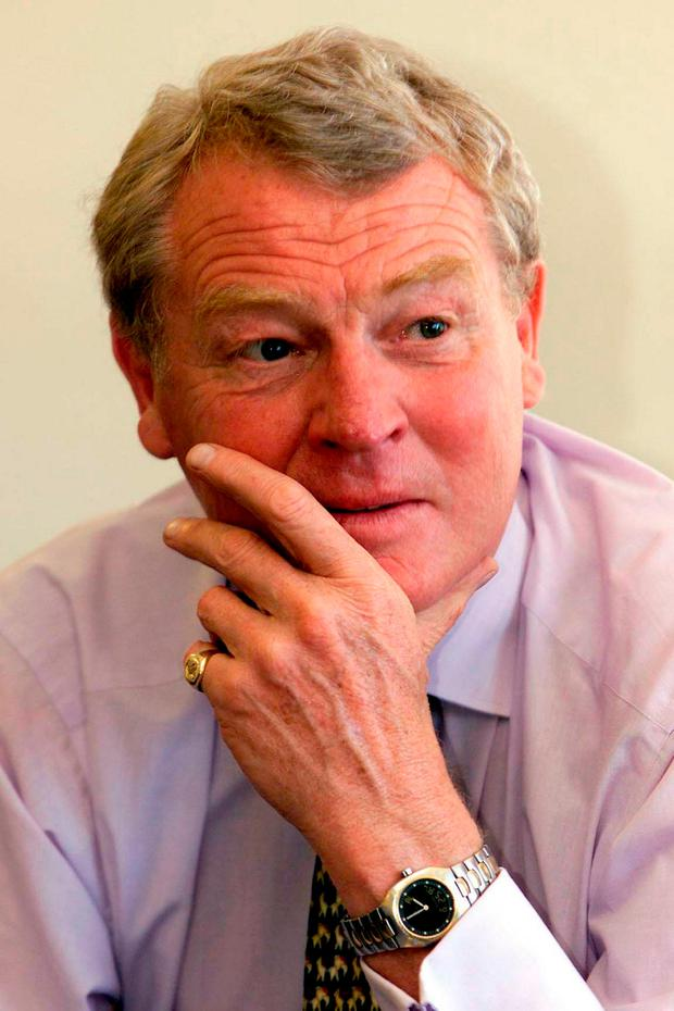 Former Liberal Democrat leader Paddy Ashdown had served as a commando. Photo: PA