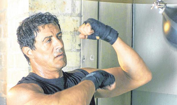 Suppressing male spirit: Sylvester Stallone has played archetypal masculine characters, but the American Psychological Association suggests masculinity is harmful to men