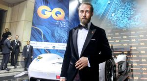 James Middleton arrives for the 20th GQ Men of the Year Award at Komische Oper on November 8, 2018 in Berlin, Germany. (Photo by Isa Foltin/Getty Images for GQ Germany)