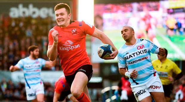 Ulster 26 Racing 92 22 as it happened: Dan McFarland's side cling on to deliver huge shock