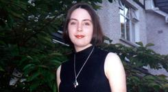 FOOTAGE: Deirdre Jacob was 18 when she vanished yards from her home in Newbridge