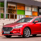 MAZDA6: Such traditional saloons still hold prestige