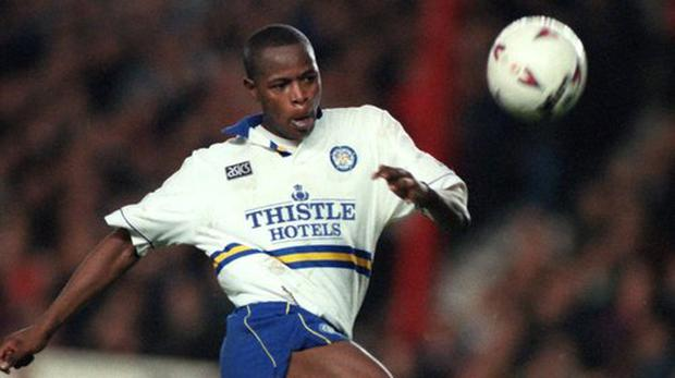 Phil Masinga: Ex-Leeds and South Africa striker dies aged 49