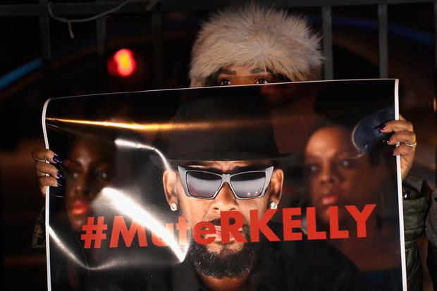 NYPD to meet with R. Kelly accuser Faith Rodgers