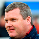 Trainer Gordon Elliott. Photo by Seb Daly/Sportsfile