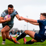 Cian Edge: Connacht's Cian Kelleher is tackled by Kieran Wilkinson of Sale Sharks in the Challenge Cup, Pool 3 clash at the Sportsground. Photo by Harry Murphy/Sportsfile