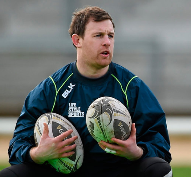 """Faloon: """"The Bateman is an exciting competition and I hope we'll have a real stab at it against Garryowen."""" Picture credit: Diarmuid Greene / Sportsfile"""