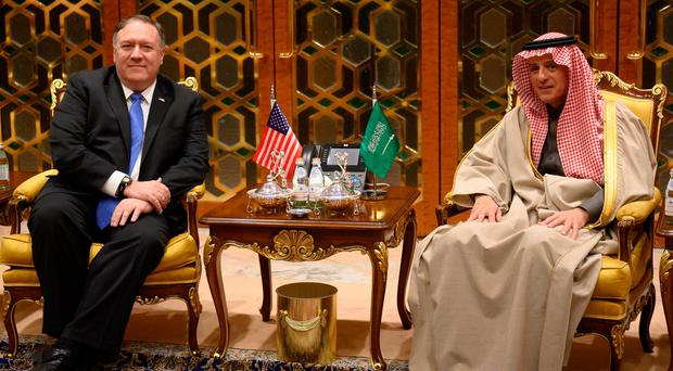 US 'will press' MBS over killing of Khashoggi