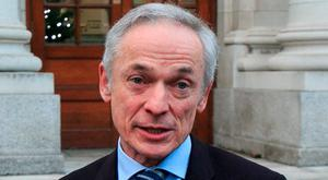 Minister Richard Bruton. Photo: Gareth Chaney, Collins