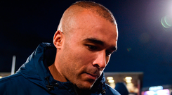 Zebo: Comments 'not on'. Photo by David Fitzgerald/Sportsfile