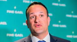 Taoiseach Leo Varadkar defended his response to the scandal. Photo: Gareth Chaney, Collins