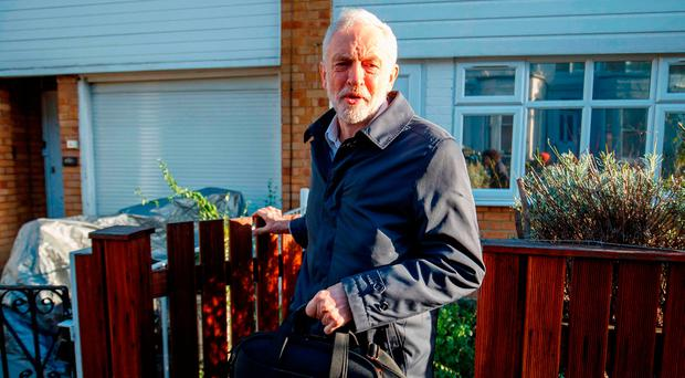 Corbyn plots May's immediate downfall and prepares to campaign for general election