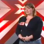 Samantha Reay auditioning for X Factor in 2004