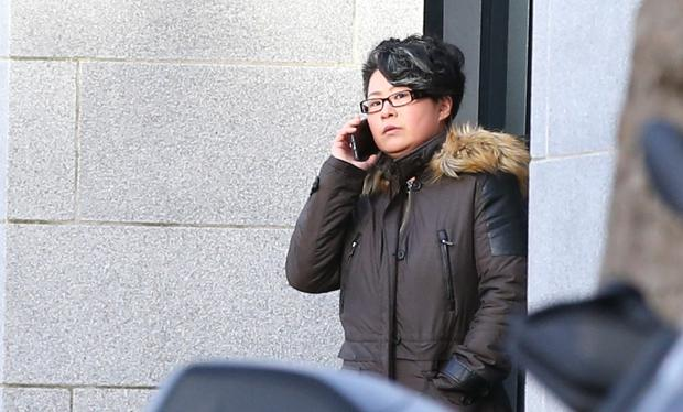 Nan Wu (37) received a two year suspended sentence Pic Collins Courts