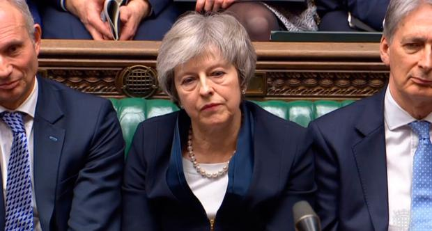 Theresa May's Brexit battle: What is going on in the Commons?