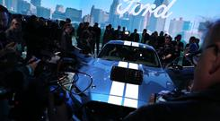 Drive: The 2020 Ford Mustang Shelby GT500 at the North American International Auto Show in Detroit – Ford is to work with VW on building new vehicles
