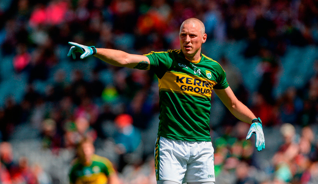 Star man: Kieran Donaghy has no doubts that he made the right decision to retire. Photo: Sportsfile