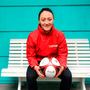 February return: Megan Campbell hopes to be back in action for Manchester City and Ireland next month. Photo: Sportsfile