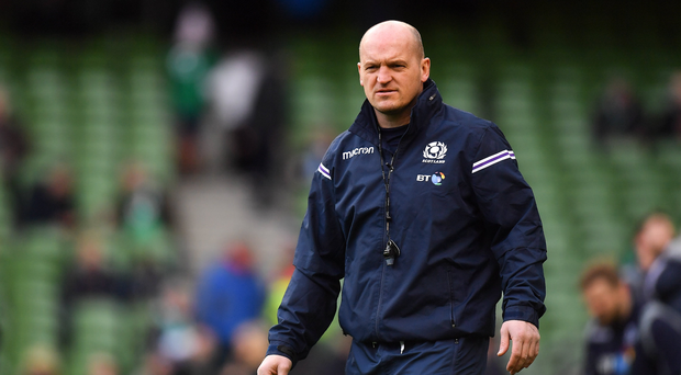 Gregor Townsend names seven uncapped players in Scotland squad for Six Nations