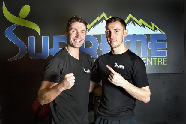 Ian Gaughran Health Feature in the Supreme Altitude and Fitness Centre 385b91680